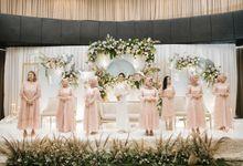 Wedding Mino & Dito by Madina weddings