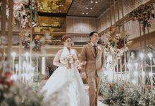 The Wedding of Tadius and Dika by Hello Elleanor