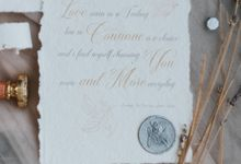 The Wedding of Jimmy and Evelyn by Hello Elleanor