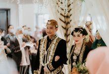 Resepi Kiki & Efdian Bludru Hitam Jawa by Rumah Pengantin Bogor