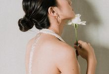 Ready to rent event/pre-wedding gown by Monica Elisabeth