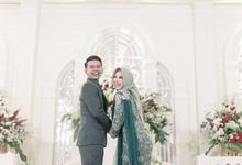 The Wedding of  Ruli & Ricky by Kamaratih Organizer