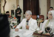 The Wedding of Sofi & Alam by Kamaratih Organizer