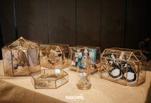 GLASS BOX RUSTIC by Seserahan Darihati