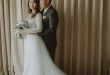 Billy & Tiffany Wedding at Sierra by PRIDE Organizer