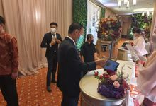 Dana&Della Wedding by aresvipi