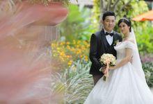Wedding of Felik Budianto & Christina by ID Organizer