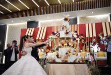 The Wedding of Martin & Agnes by  Menara Mandiri by IKK Wedding (ex. Plaza Bapindo)