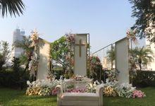 Wedding Derian & Cherry by Millennium Hotel Sirih Jakarta