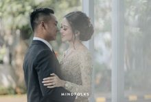 New Normal Wedding of Vania & Timothy by  Menara Mandiri by IKK Wedding (ex. Plaza Bapindo)