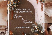 Syifa Dan Syafiq by Base wedding ID