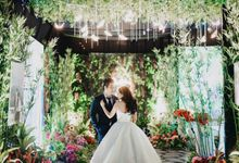 Wedding Christopher & Khellen by Marriott Grand Ballroom by Batam Marriott Hotel