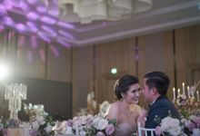 Wedding Irene & Devinsen by Marriott Grand Ballroom by Batam Marriott Hotel