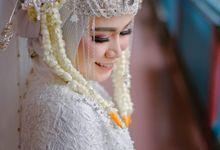 Pernikahan Hanny & Dio - Luxury Style by Tavisha Decoration