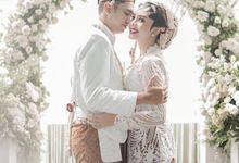 THE WEDDING OF ANDINI & ADRI by Clara Wedding by Wedding Market