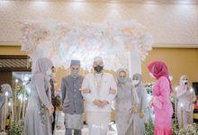 The Wedding of  Aurel & Fandi by Clara Wedding by Wedding Market