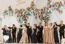 Wedding Moments by IKK Wedding Indonesia by  Menara Mandiri by IKK Wedding (ex. Plaza Bapindo)
