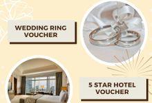 Online Ballroom Tour Special Promotion by IKK Wedding Venue