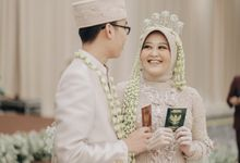 Akad Nikah Nadila & Nico by  Menara Mandiri by IKK Wedding (ex. Plaza Bapindo)