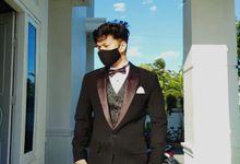 Mr. Rizky Fazryan by Ventlee Groom Centre
