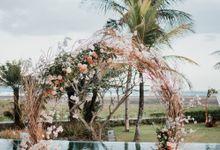 Bali Beach Wedding by Top Fusion Wedding
