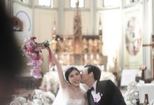 Wedding Organizer for Kevin and Mercy by Double Happiness Wedding Organizer