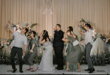 Wedding Organizer for Suria and Audrey by Double Happiness Wedding Organizer