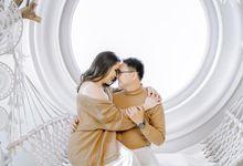 Felix & Dewi by Michelle Bridal