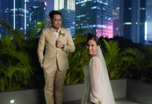 The Wedding of Eunice and David by Le Clemmie by Amelia