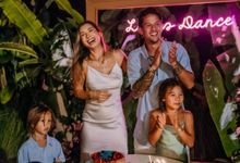Jennifer & Irfan Bachdim birthday and baby shower by Glow Wedding & Event Planner