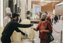 Menara Mandiri- New Normal Hampers by IKK Wedding Venue