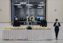 New Normal Hampers Wedding by IKK Wedding Indonesia by Menara Mandiri by IKK Wedding (ex. Plaza Bapindo)