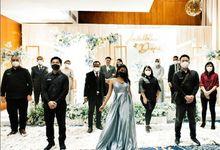 Wedding of Isabelle & Defri by Alegria Enterprise Indonesia