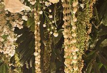 Riva & Rizky Recital & Siraman Decoration by MINARA Art & Decor