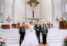 Menara Mandiri - Holy Matrimony Of Gio & Yoshi by IKK Wedding Venue