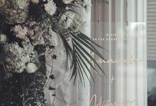 Engagement Amanda & Hisyam by Your Wedding Organizer