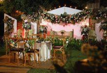 Padangnese Wedding of Laras & Rizky 12 Dec 2020 by Laguna Park