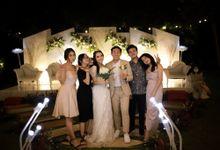 Wedding of Sisi & Ando 27 Feb 2021 by Laguna Park