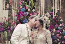 Cheerful Sundanese Wedding by Top Fusion Wedding
