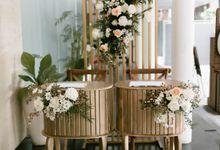 The Wedding Dira & Naufal by Your Wedding Organizer