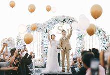 WEDDING OF DANIEL & MICHELLE by Geoval Wedding