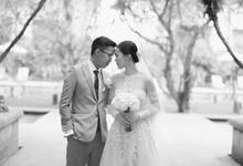 The Wedding of Nicholas & Natasha by The Right Two