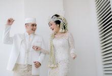 Muthia & Fadhil by PrideBride Wedding