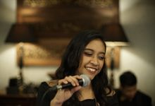 The Wedding of Soraya & Kevin at Kembang Goela Restaurant by La Oficio Entertainment