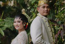 Wedding at Plataran Dharmawangsa by Plataran Indonesia