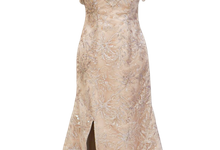Rosegold sequin dress by iLook ( Makeup & Couture )