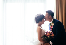 The wedding of Kenny & Cynthia by White Roses Planner