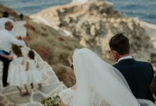 Rick and Sofie by I Love Sifnos