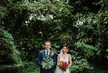 Tom & Joyce by Andri Tei Photography