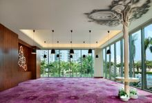 Great Room and Studio Rooms by W Singapore - Sentosa Cove